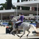 Balans och spända hästar